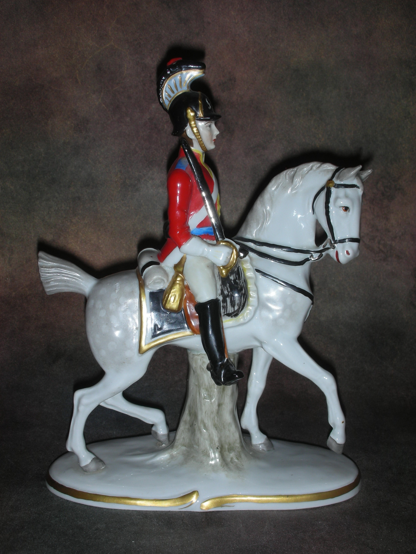 «Офицер Лейб-гвардии конного полка, Британия, 1815г.»