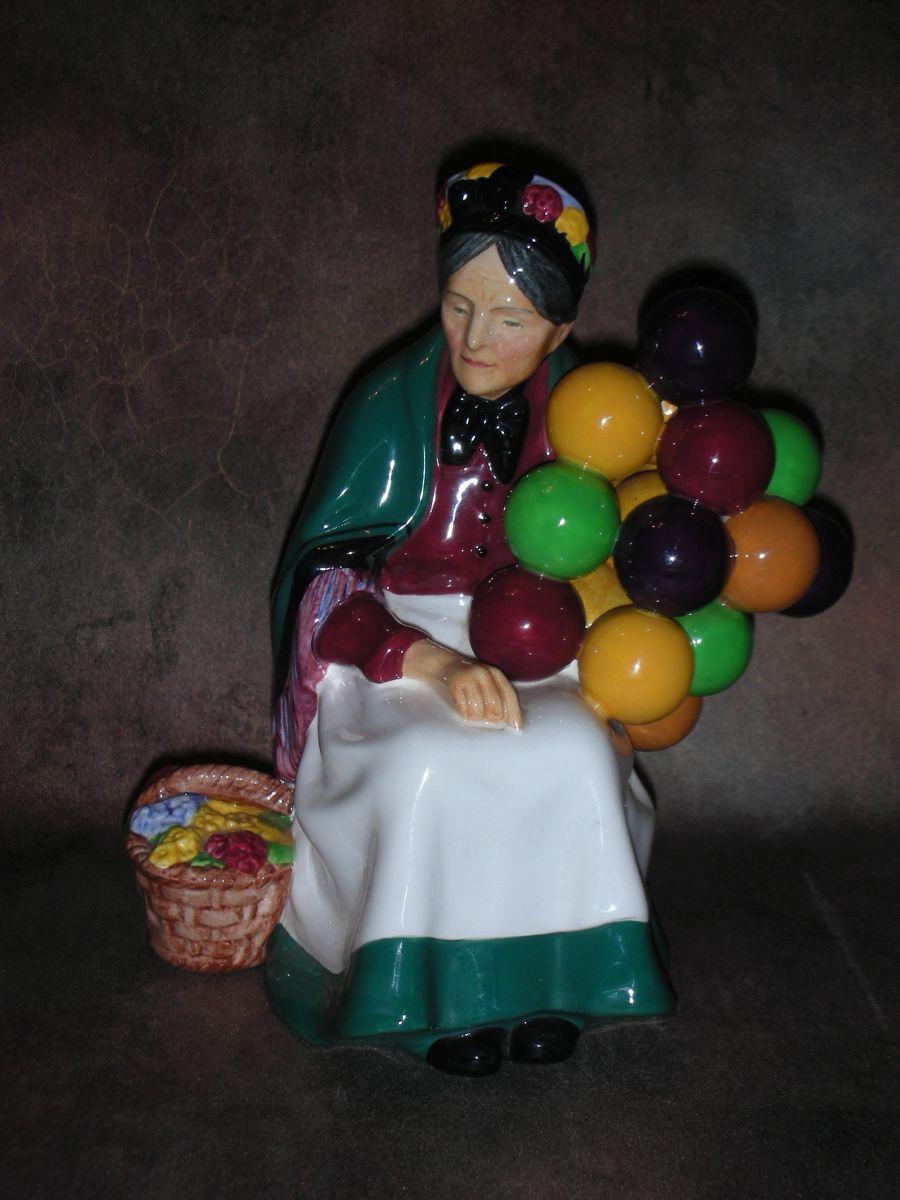«Продавец воздушными шарами»