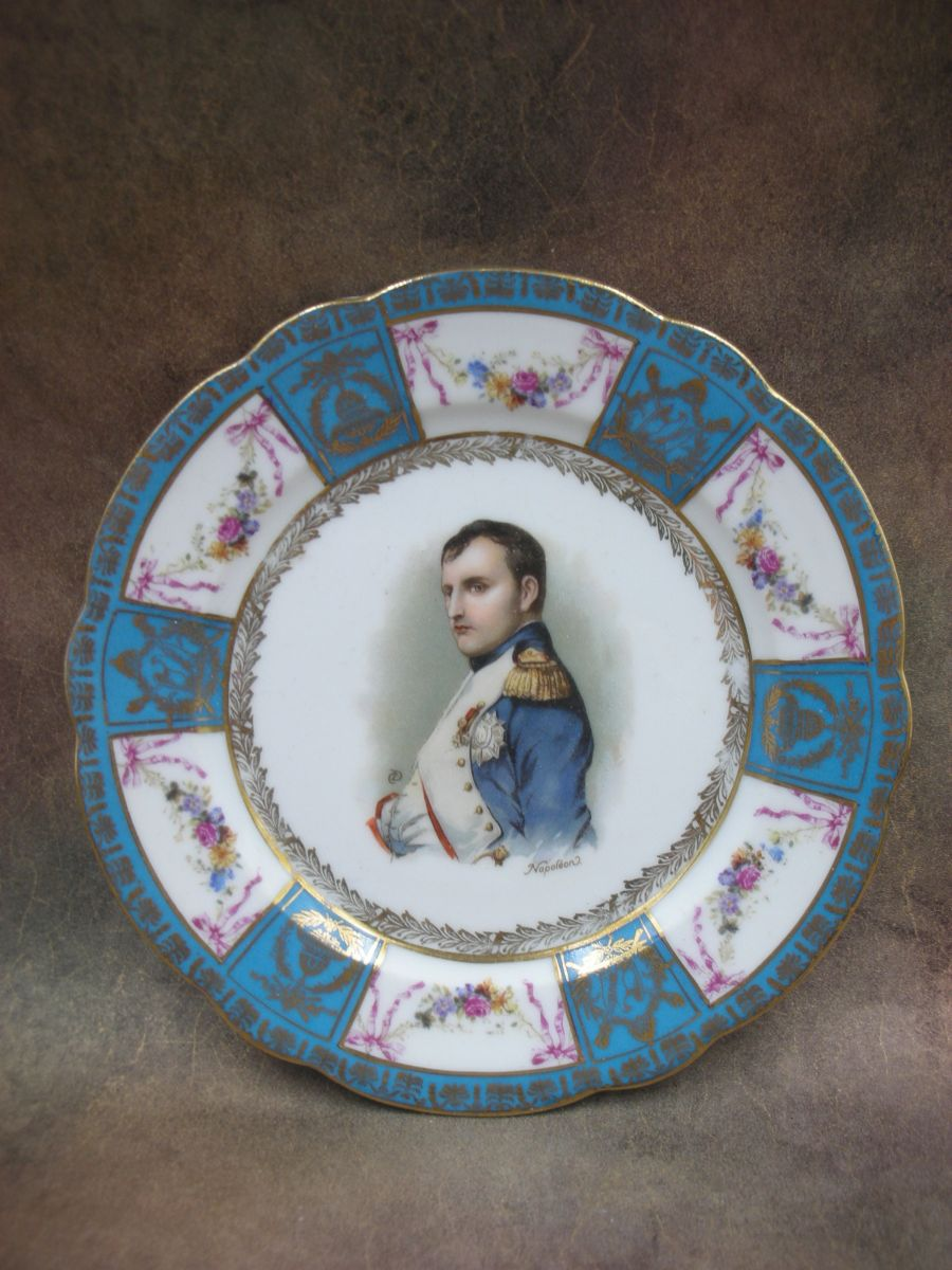 «Тарелка декоративная «Портрет Наполеона I»