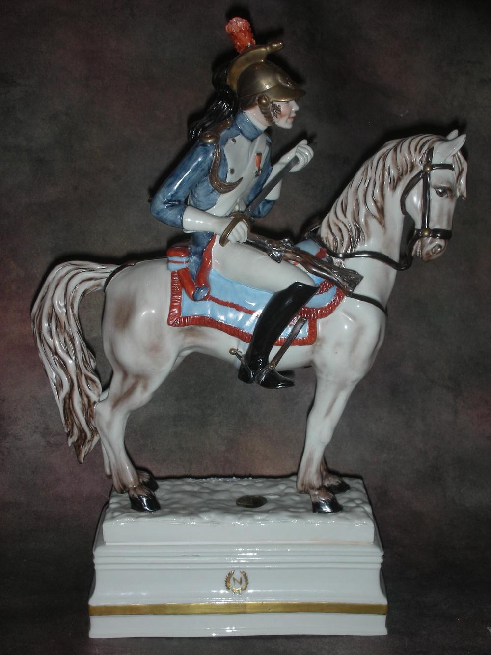 «Драгун на коне»