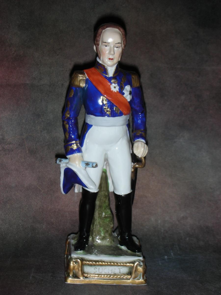«Луи-Габриэль Сюше — французский военный деятель, маршал Империи»