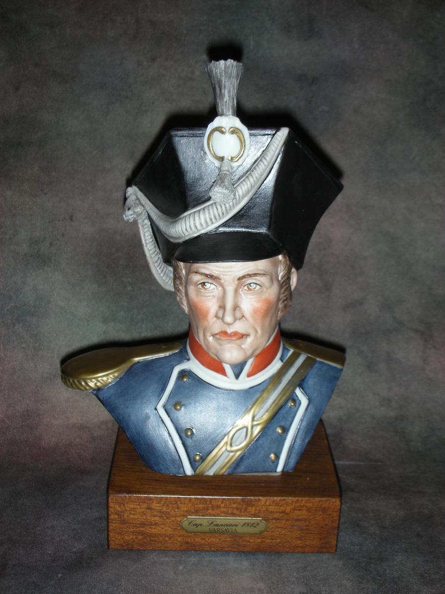 «Улан 1812» — бюст