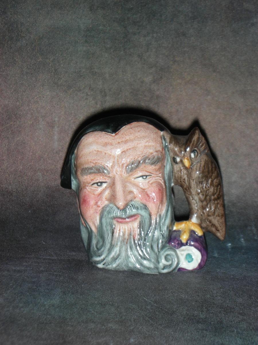 «Ме́рлин» — миниатюрный кувшин