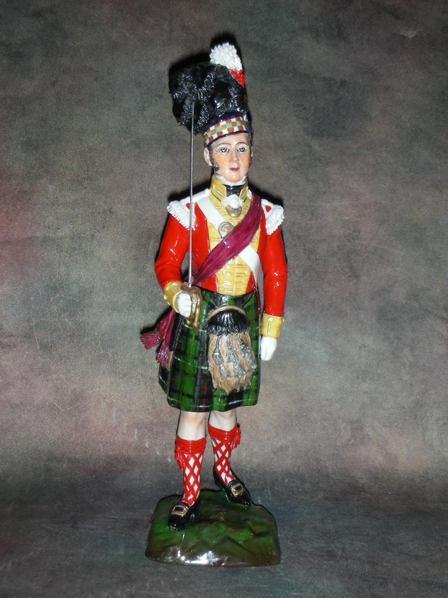 «Горский шотландец 1815»