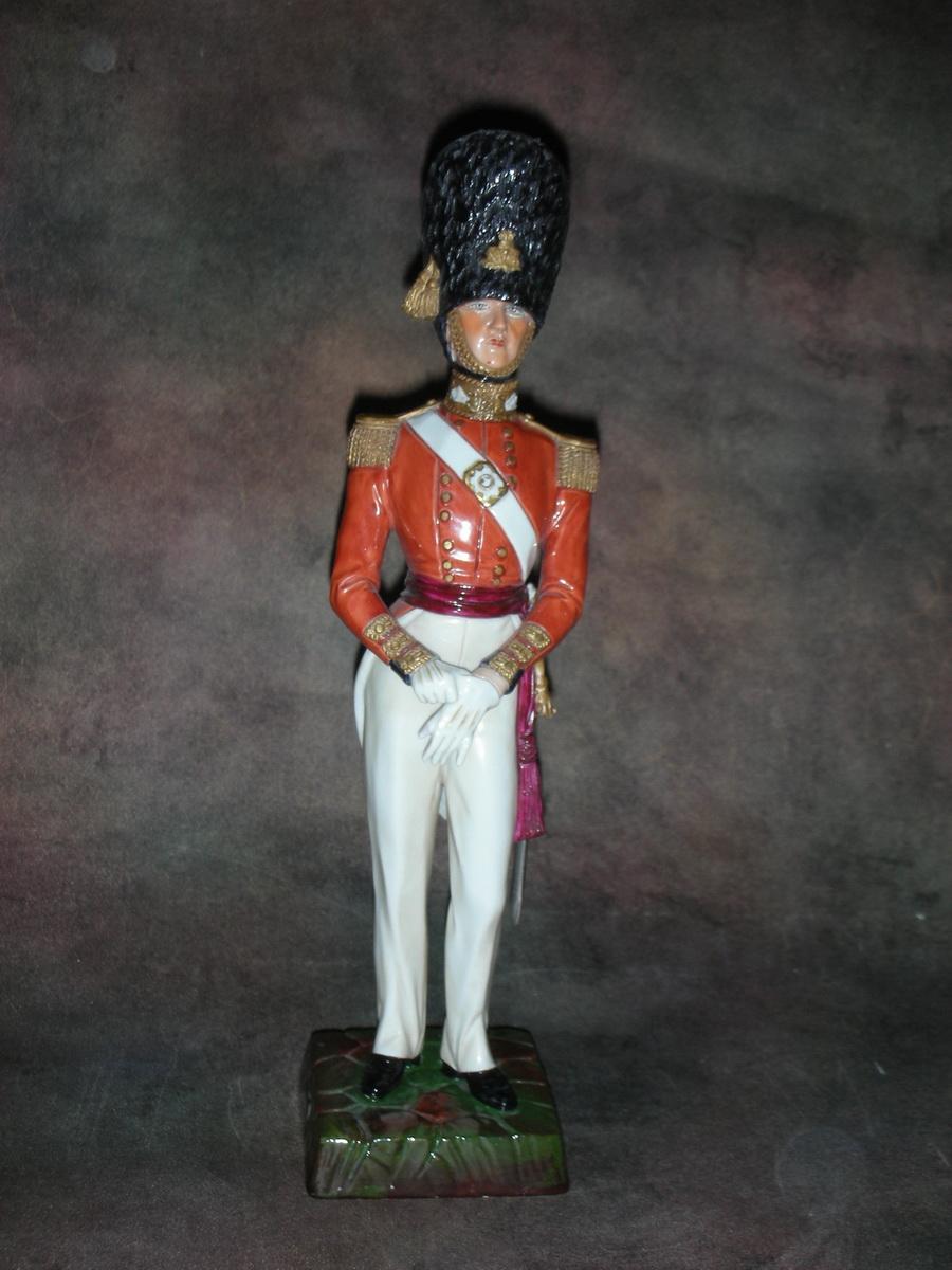 «Офицер гвардии шотландских стрелков, 1840»