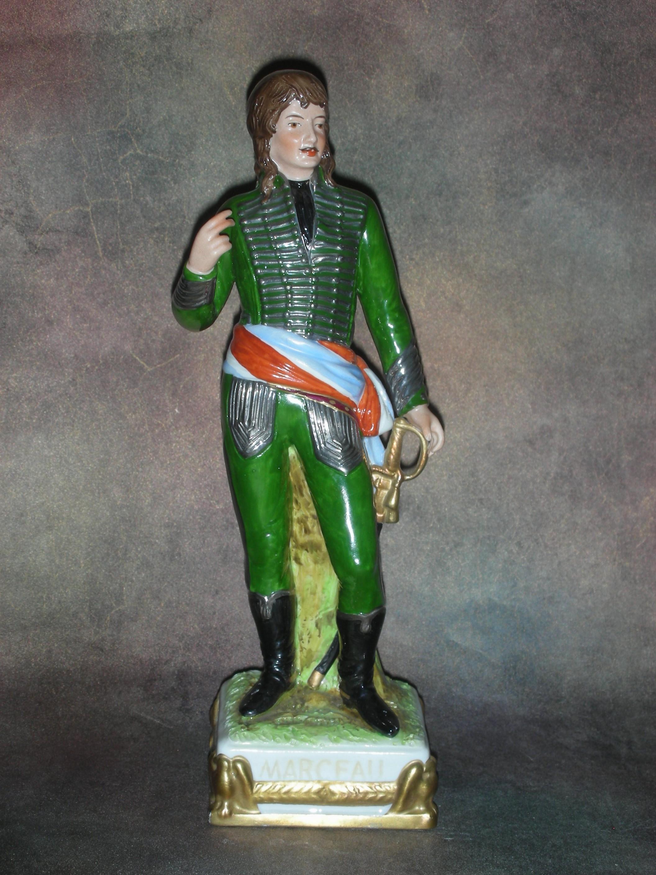 Марсо-Дегравье — французский генерал
