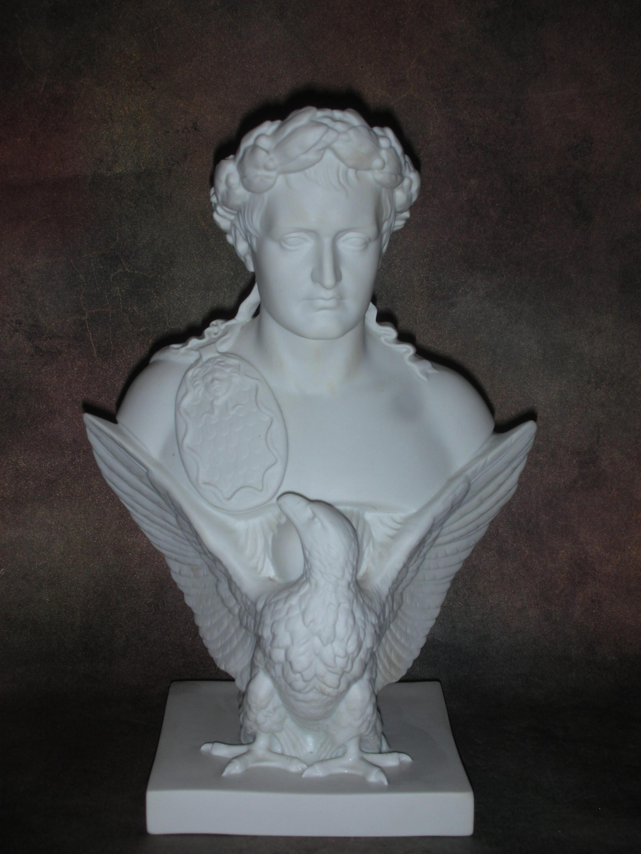 «Апофеоз Наполеона I» — бюст