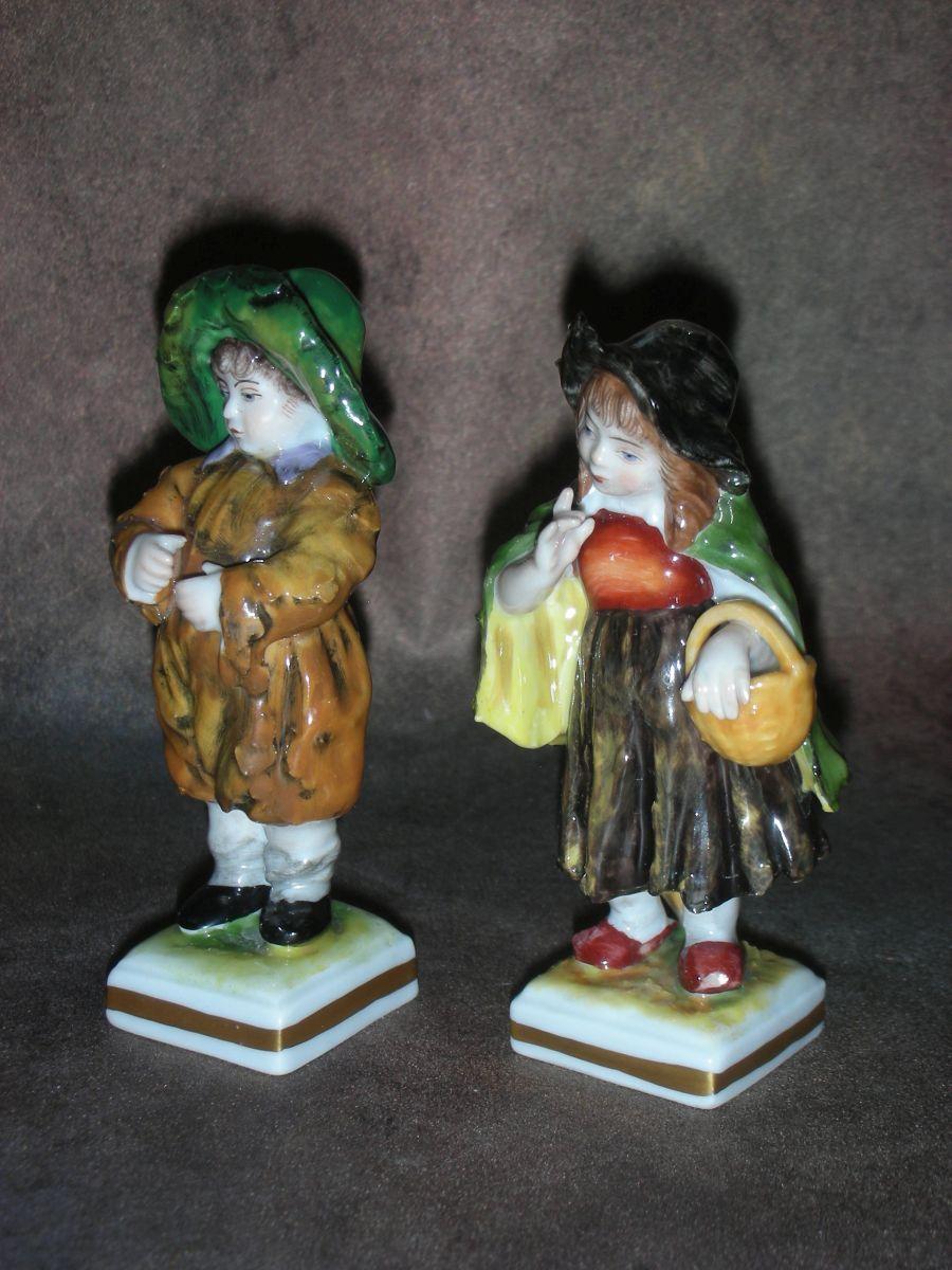 «Детки» — пара, миниатюра