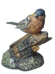 ФОТО 15. «Зяблик», 15 см, модель Уоррена Платта, 1989-92 г.г.b