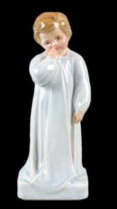 ФОТО 4. В 1913 году Royal Doulton начал выпуск коллекционных статуэток.black