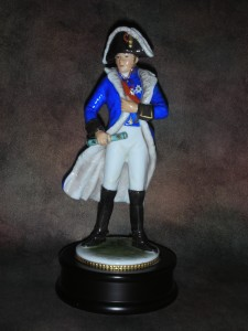 Мише́ль Ней (1769—1815) — один из наиболее известных маршалов Франции