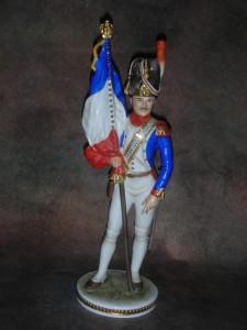 Знаменосец Французской Армии